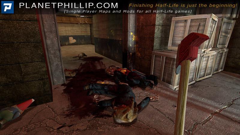 Half Life 1 Zombie Mod Скачать Игру - фото 2