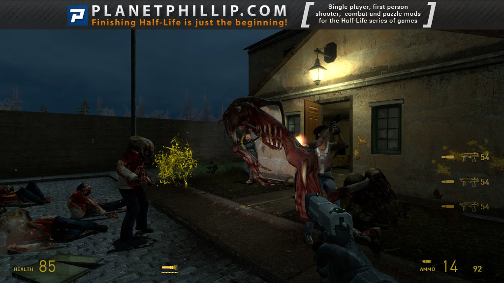 Left 4 Dead in Ravenholm | RTSL L D Maps on