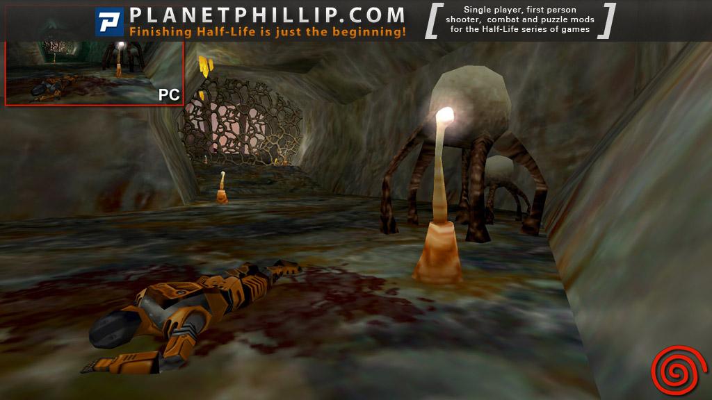 Half-Life Dreamcast | RTSL