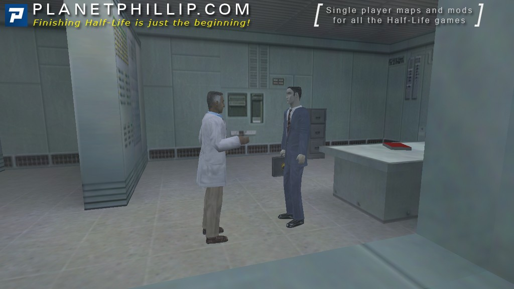 Half-Life: Anomalous Materials | RTSL