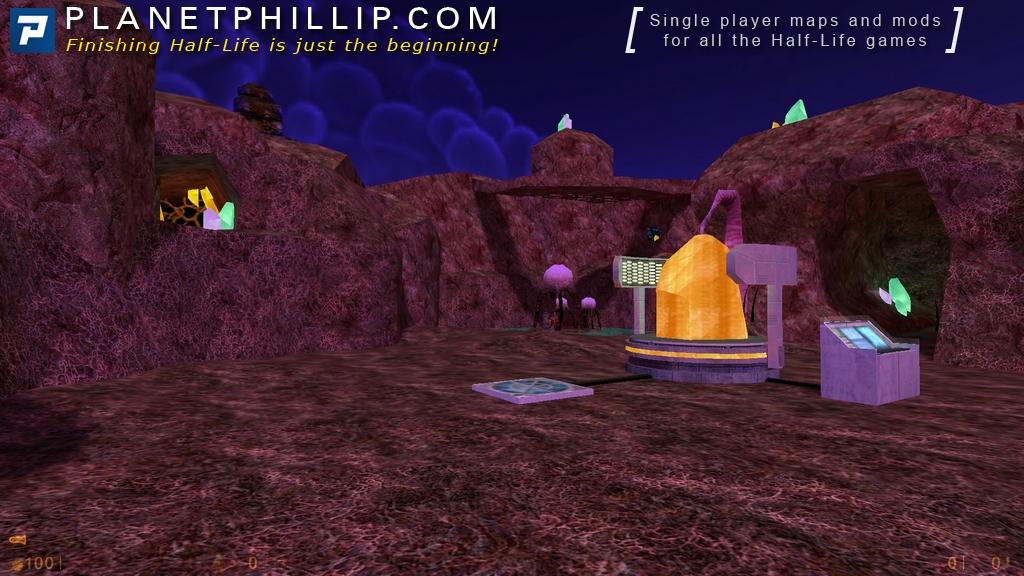 Aurora Effect – Half-Life – In Development Mods   RTSL