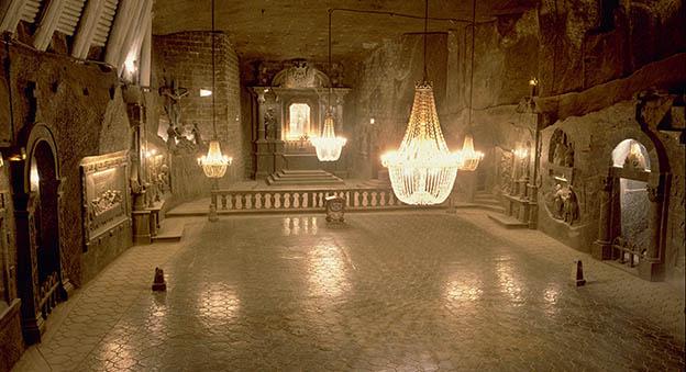 Wieliczka Salt Mine – Real Theme | RTSL