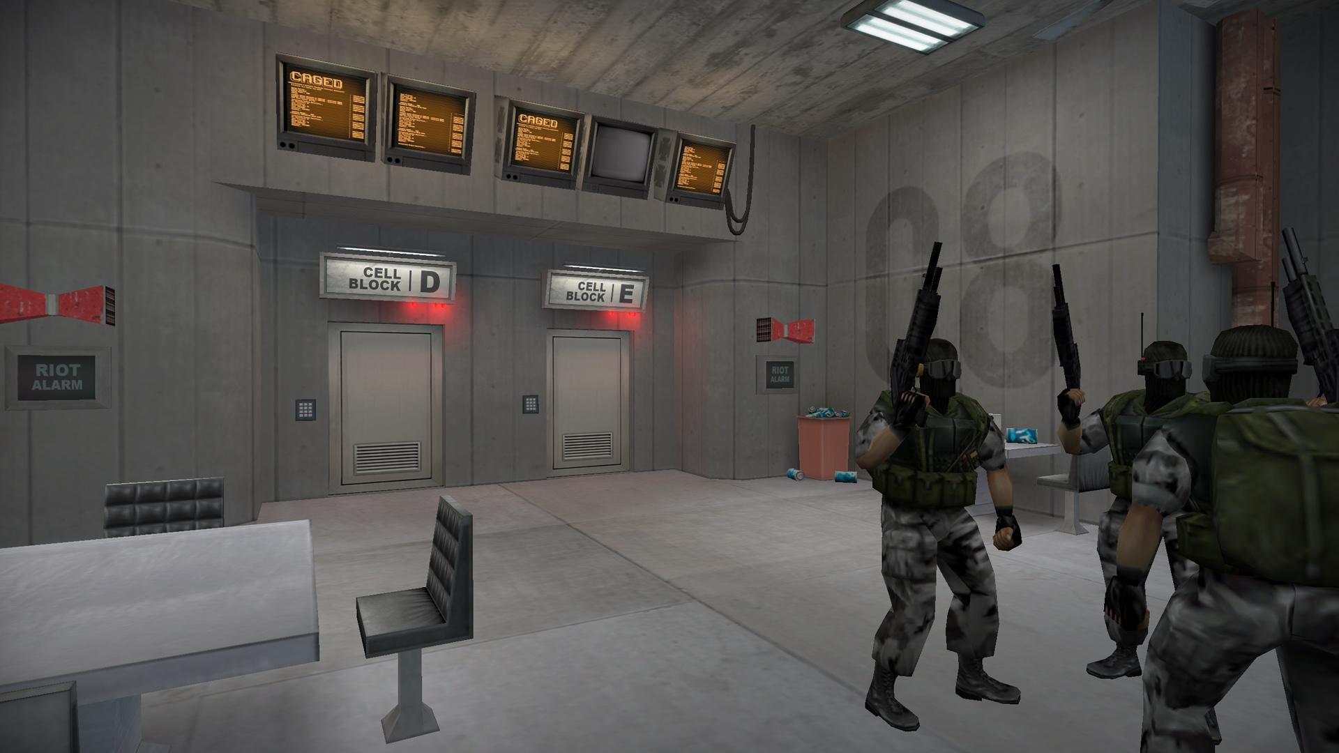 Denmons Hunter themed Elite [Half-Life 2] [Skin Mods]
