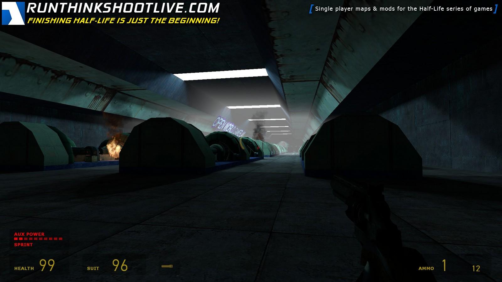 Hunt Down the Freeman – 24 Hours | RTSL