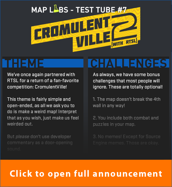 CromulentVille2 Announcement