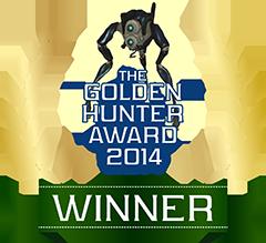 The Golden Hunter Award 2014: The Masked Prisoner