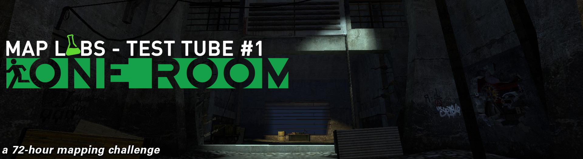 Map Labs Test Tube #1 - One Room