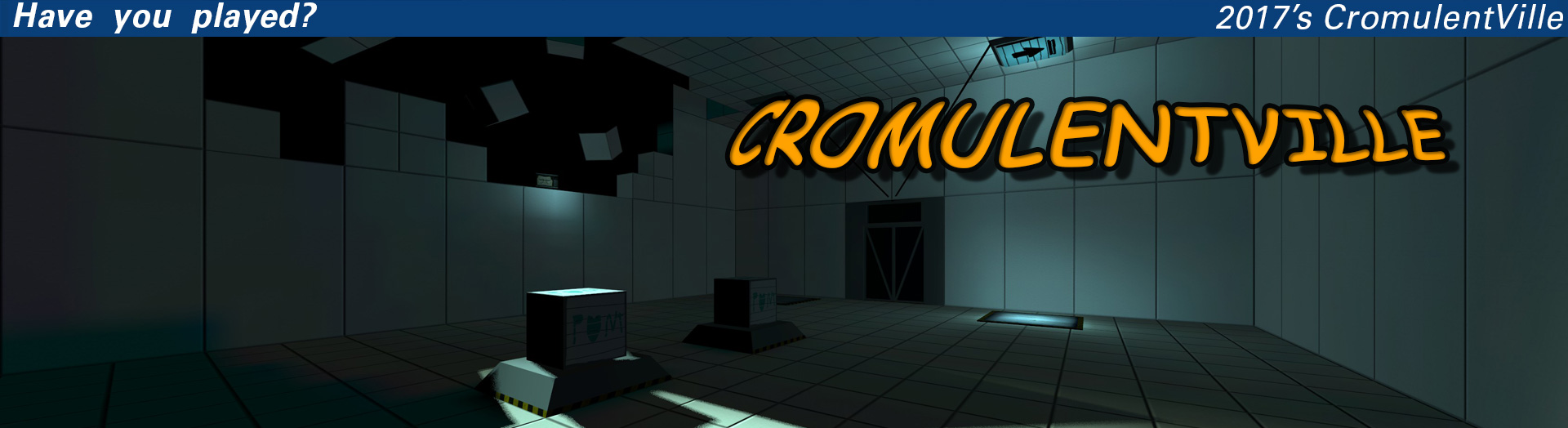 Have you played CromulentVille?