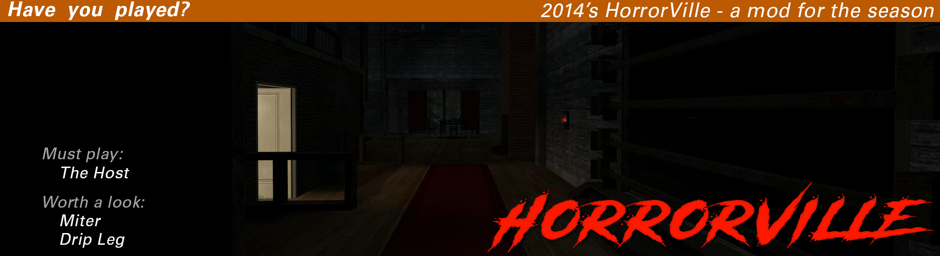 Have you played HorrorVille?