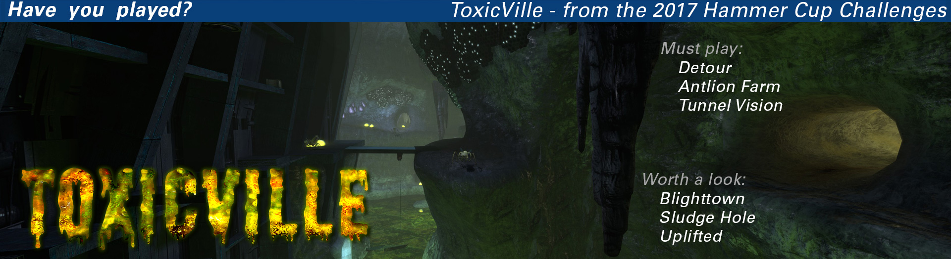 Have you played ToxicVille?