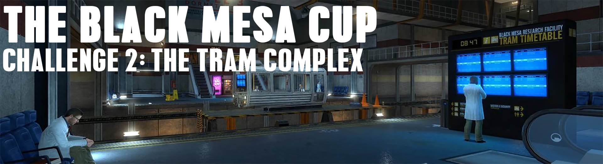 The tram Complex - Challenge 2: The tram Complex
