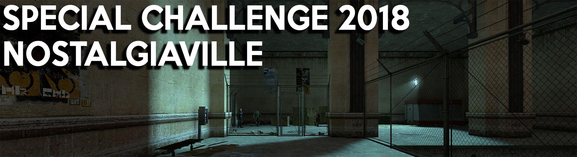 Special Challenge: NostalgiaVille