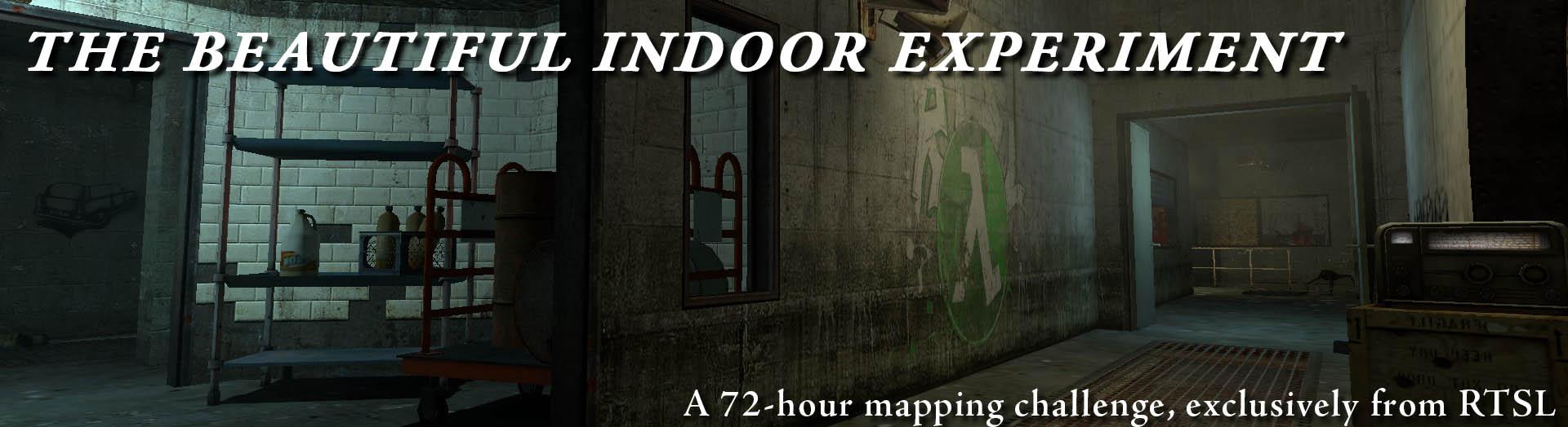 The Beautiful Indoor Experiment