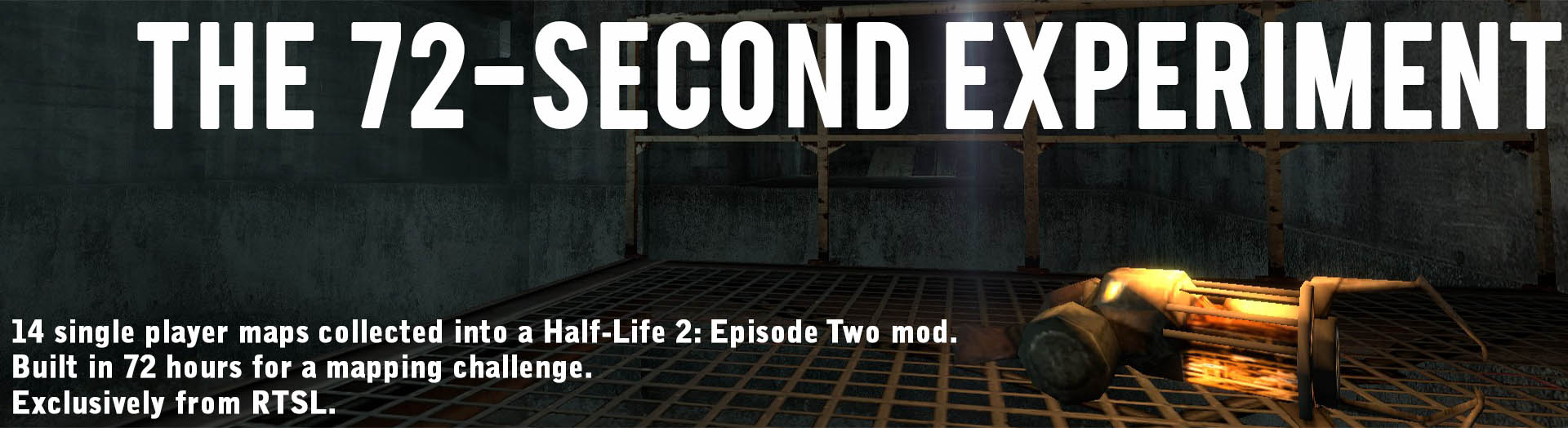 The 72-Second Experiment
