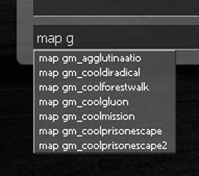 Running a map