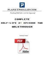 A Complete Half-Life 2: Episode Two Walkthrough