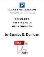 A Complete Half-Life 2 Walkthrough