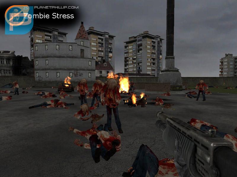 Half Life 1 Zombie Mod Скачать Игру - фото 4